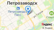 Аквафор-Онего на карте
