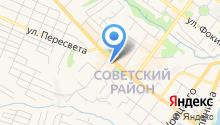 АКБ Акцент, ПАО на карте