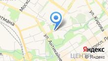Айс-сервис на карте