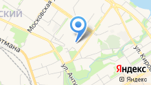 IT-лагерь на карте