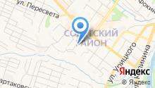 АрДин на карте