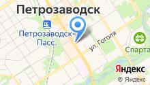Ателье-магазин штор на карте