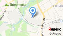 Альфа Дизель на карте