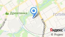 CSBI-ATM на карте