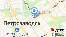 Адвокат Воронина Мария Леонидовна на карте