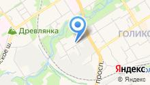 OnlineTravel на карте