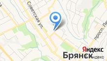 Yamaha Брянск на карте
