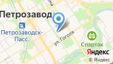 Анохина 12, ТСЖ на карте