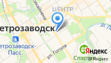 Адвокатская коллегия Переплесниной С.В. на карте