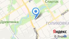 pub SOVA shop на карте