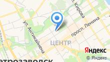 Efir Club на карте