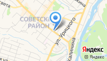 Hair Boutique Арины Богатыревой на карте