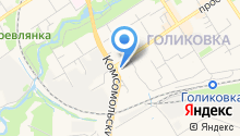 Автосфера на карте