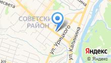 VR media. Брянск на карте