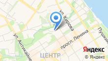 Автотехкар на карте