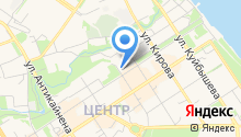 Салон красоты Натальи Виноградовой на карте