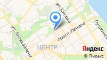 Адвокатский кабинет Басманова Ю.Б. на карте