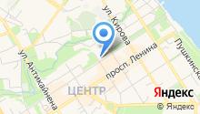 АкваСервисПлаза на карте