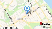 EMERALD на карте