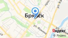 bryansk-uniqucontent - создание и продвижение сайтов на карте
