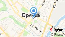 Брянский государственный инженерно-технологический университет на карте