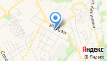 Chantal на карте