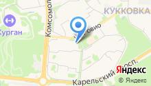 #AUTO на карте