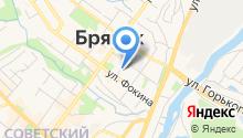 Ассоциация юристов России на карте