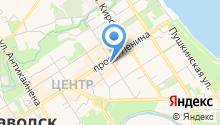 PTZ на карте