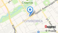 Profi Credit на карте