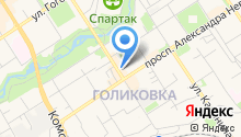 Sport group на карте