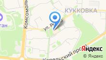 BEKKER на карте