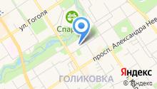 Petromap.ru на карте