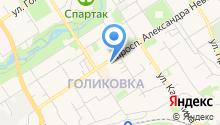 Архив Министерства образования Республики Карелия на карте