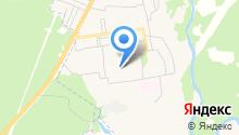 Обжора, продуктовый магазин на карте