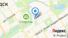 Арсик-Сервис на карте
