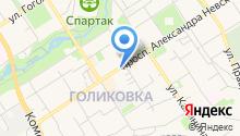 Адвокатский кабинет Евцемяки Г.Э. на карте