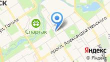 Marlow Navigation Russia на карте