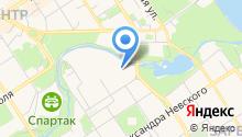 Tele2 Петрозаводск на карте