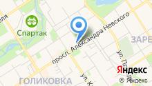 Арсенал СТД на карте