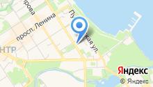 Адвокатский кабинет Кацер С.В. на карте