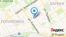 Федерация стрельбы из лука Республики Карелии на карте