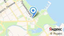Амбулатория Карельского научного центра РАН на карте