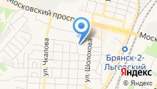 АвтовинилБрянск на карте