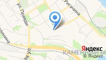 АЛЕКС, ООО, компания по производству мебели из массива, сосны, бука на карте