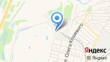 Автокузня на карте