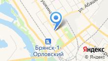 MobiService24 на карте