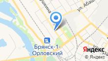 TELE2 Брянск на карте
