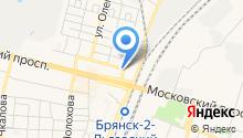 AUTO3N на карте