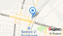 АвтоЛайф на карте